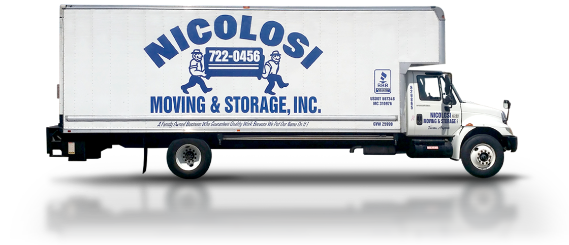 Tucson Movers - Nicolosi Moving and Storage